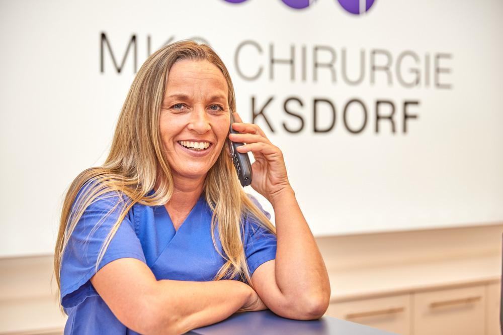 Alexandra MKG Chirurgie Tolksdorf Passau