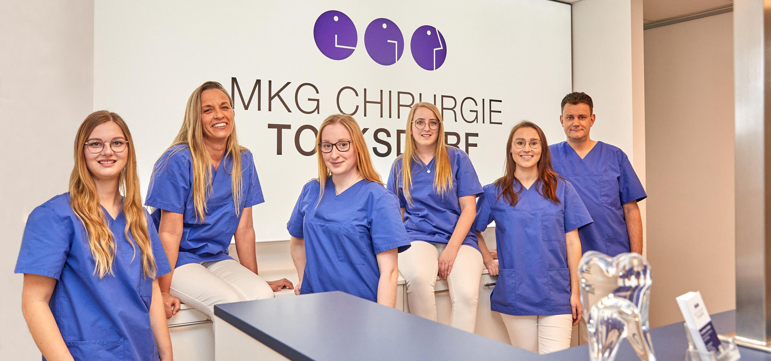 Team MKG Chirurgie Tolksdorf Passau